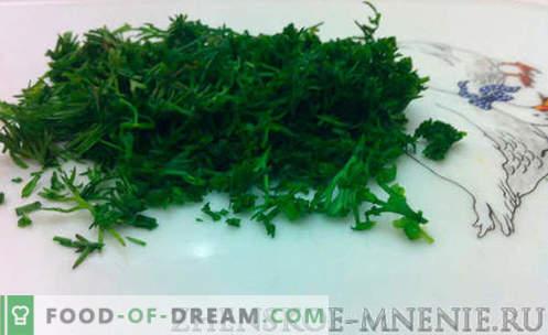 Maitsestatud oad - fotodega retsept ja samm-sammult kirjeldus