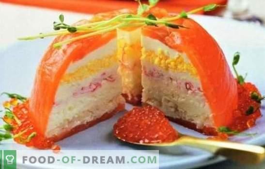 Kala kook on suurepärane suupiste: mida lihtsalt ei juhtu! Maitsvad ja lihtsad kalakook retseptid konserveeritud ja värskest kalast