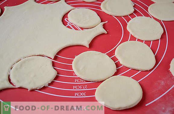 Dumplji s krompirjem: fotografski recept po korakih. Izdelujemo cmoke s krompirjem za post in ne samo: vse trike procesa, izračun kalorij