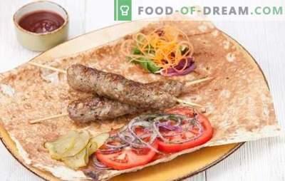 Kebab doma je preprost! Domače svinjsko meso, jagnjetina, Turčija, piščančje ali goveje meso