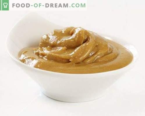 Pähkli kastmega - parimad retseptid. Kuidas korralikult ja maitsvalt valmistada pähkli kastet.