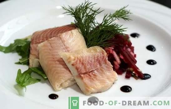 Kuidas kala valmistada - soovitused ja retseptid tervislikele toitudele. Kui kaua kulub kala süüa: magevesi ja merevesi