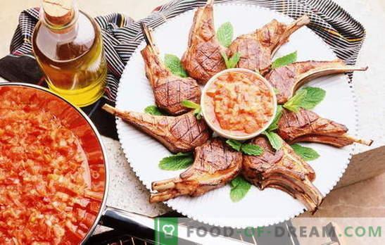Liha teine kursus - kus ilma nendeta? Uued ja unustatud vanad kuumad liha retseptid lõuna- ja õhtusöögiks