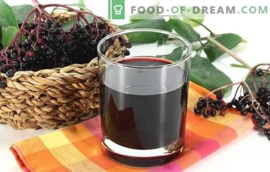 Kodune musta arabika infusioon: mesi, nelk, oranž. Chokeberry chokeberry kodused retseptid