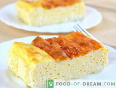 Lopsakas omlett - tõestatud retseptid. Kuidas korralikult ja maitsev, et valmistada lopsakas omlett.