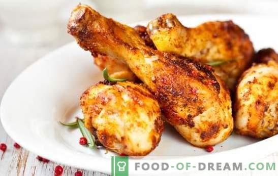 Kanajalad majoneesis - praetud, hautatud ja küpsetatud. Parimad retseptid kanajalgadele majoneesis igale maitsele