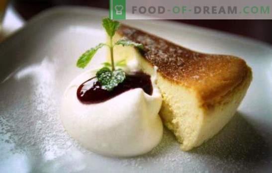 Dessertid aeglases pliidis - retseptid kõikidele sündmustele! Valik parimaid magustoiduid aeglases pliidis: puding, jogurt, struudel jne.