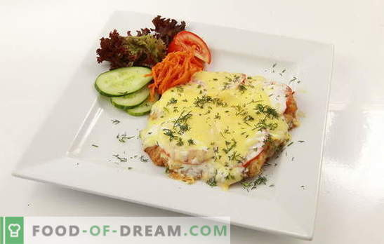 Kanafilee prantsuse keeles ei ole ainult kartul, juust, seened ja majonees! Kanafilee valmistamine prantsuse keeles: parimad retseptid