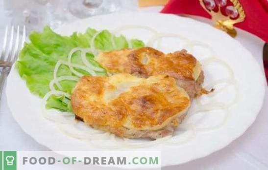 Sealiha ahjus - seda süüakse ilma peatumata! Küpsetatud sealiha retseptid seente, ananasside, tomatite, kartulite, ploomidega