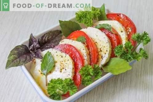 Instant tomati suupisted 15 minutiga - suveliste köögiviljade ilu, maitse ja eelised
