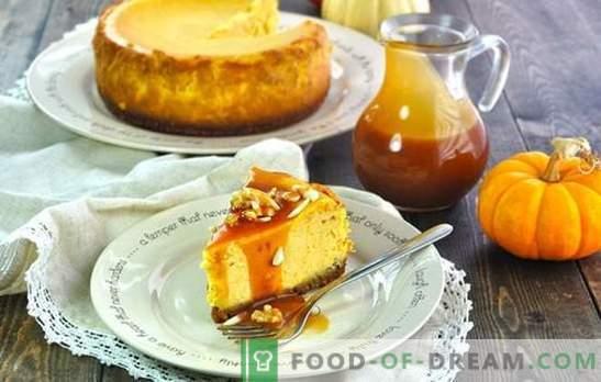Pumpkin - õrnus igas tükis. Parimad retseptid kõrvitsapuule juustu, köögiviljade, apelsinide, kodujuustuga