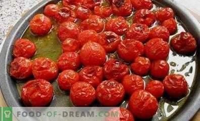 Röstitud tomatid talveks