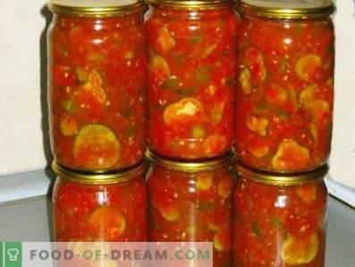Kurk tomati kastmes talveks