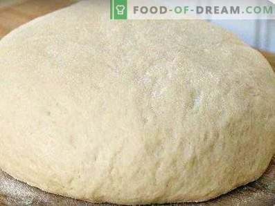 Pärmivaba pizza tainas