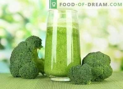 Brokkoli-Smoothies