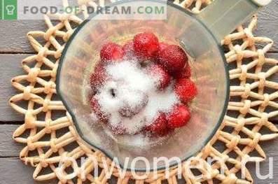 Maasika Smoothie