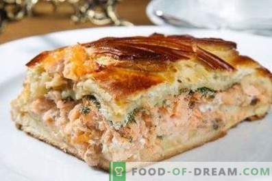 Salmon Pie