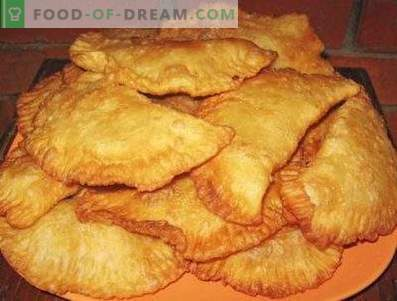 Pâte à choux pour pâtisseries à l'eau bouillante