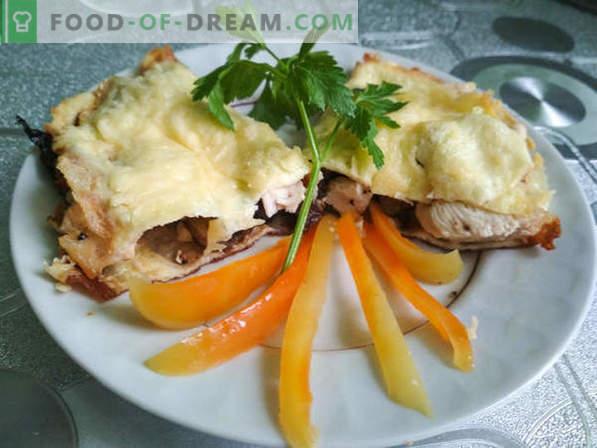 Breezoli-Rezept mit Pilzen und Hühnchen: Ein Gericht mit ...